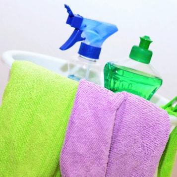 Produits et matériels de nettoyage