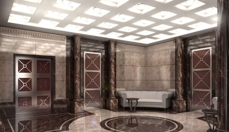 Cristallisation des sols en marbre