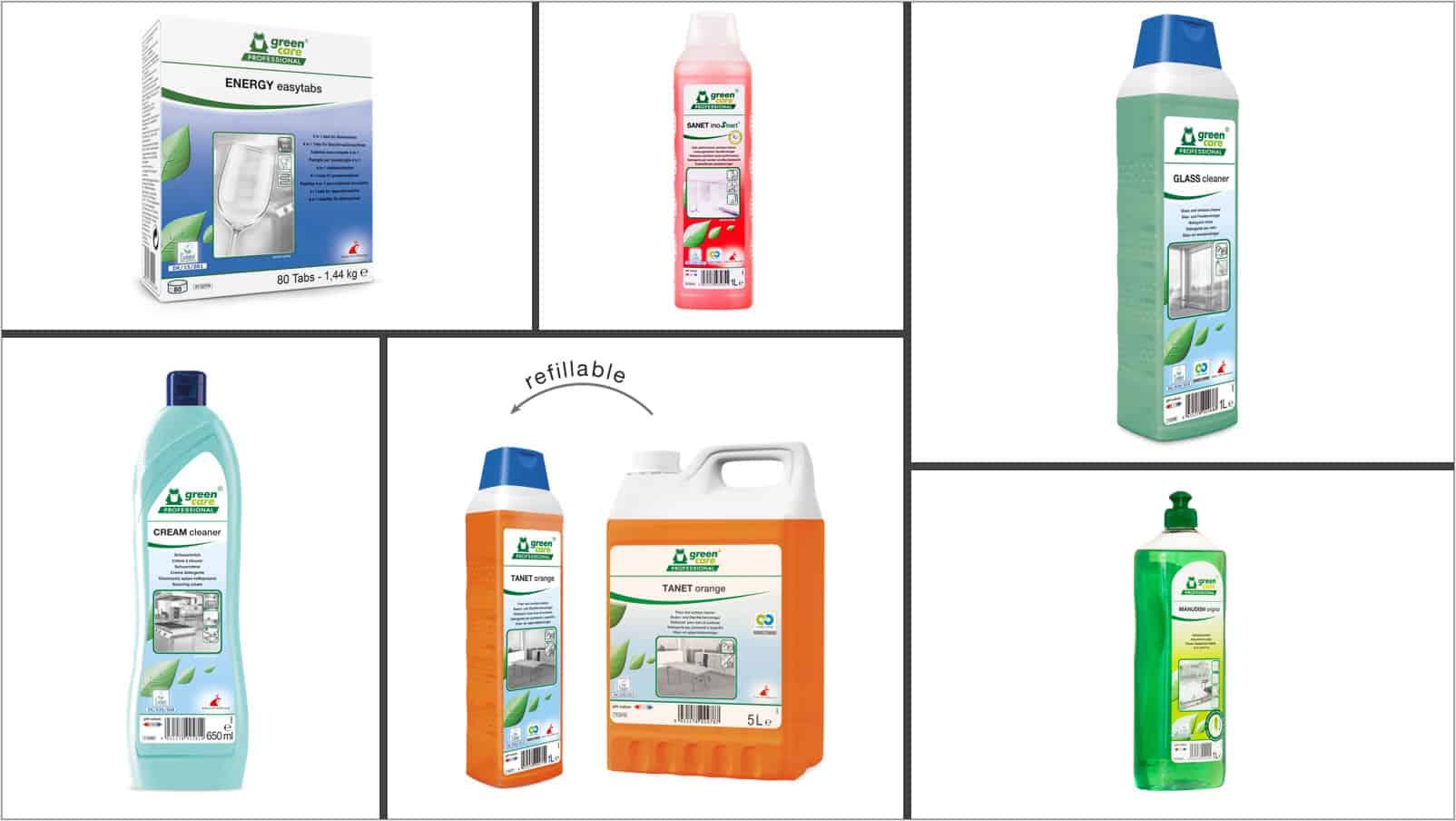 Nos produits écologiques